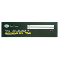 Coolermaster Lighting Strip - White