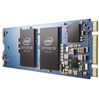Intel Optane 32GB 2280 M.2 SSD - Up to 1350/290 MB/s