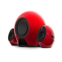 Edifier Luna E 2.1 Speakers - Red