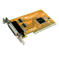 MIO5079AL PCI 2-Port Serial RS-232 and 1-Port Parallel IEEE1284 Card - Low Profile