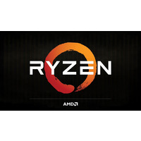 AMD Ryzen 5 1600 AM4 Processor - 3.2GHz-3.6GHz  6-Core  95W TDP