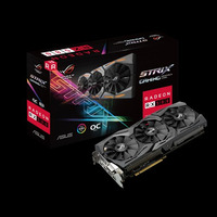 Asus RX 580 STRIX OC Gaming 8GB - 1380MHz (in OC Mode)