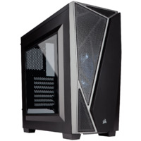 Corsair Carbide SPEC-04 Mid Tower - ATX - Black/Grey