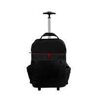 Promate TrolleyPak-1 Trolley Bag - Black - Up to 15'
