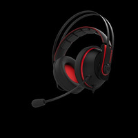 Asus Cerberus V2 3.5mm Headset - Red