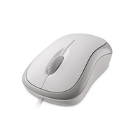 Microsoft Basic Wired Mouse - White