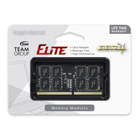 Team Elite 4GB DDR4 - 1x4GB SODIMM 2400MHz CL16 1.2V