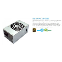 Seasonic TFX 300W TFX PSU - 80+ Gold  Non Modular