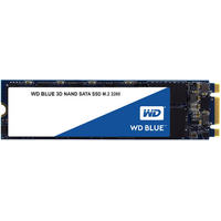 Western Digital Blue 500GB 2280 M.2 SSD - Up to 560/530 MB/s