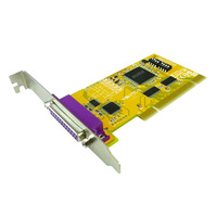 PAR5008R PCI 1-Port Remappable Parallel IEEE1284 Card