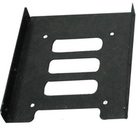 2.5' HDD/SSD to 3.5' Tray Convertor Black