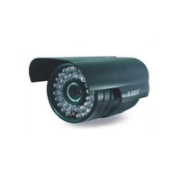 Security Day & Night Camera 4mm Fixed Lens  1/4' Sharp Colour CCD  420 TVL  36 LED  50m IR  Metal