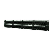 LinkBasic 48 Port Cat5E Patch Panel Rack Mount