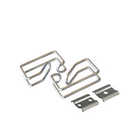 Cable Management Ring (Steel) - Silver - LinkBasic Cable Management Ring (Steel) - Silver