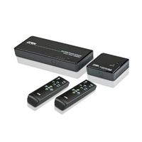 Aten VanCryst 5x2 Wireless HDMI Extender (up to 30m & 1080p) - 4x HDMI  1x Component