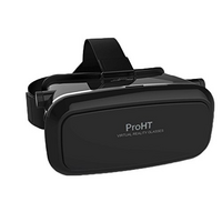 Virtual Reality Goggle in Black