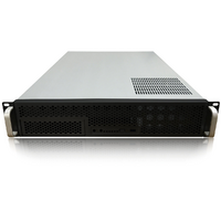 "Rack Mountable Server Chassis 2U with 6 Fixed HDD Bays  3 optional 2.5"" HDD Bays - no PSU - TGC Rack Mountable Server Chassis 2U with 6 Fixed HDD Bays"