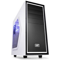 Deepcool Tesseract SW Mid Tower - ATX - White