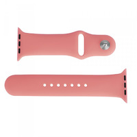 Apple Watch Band 38mm Silicone Sports in PINK