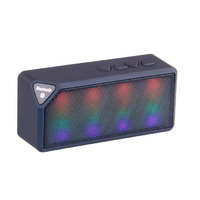 Laser Bluetooth 3.0 Portable Speaker