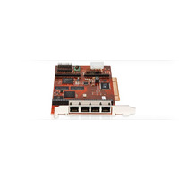 BF4001E1Box - VoIP  SIP  T.38 (V.27ter  V.29  V.17)  4 - 16 channels  PCI 2.2  1 port PRI module  berofix Box