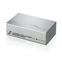 AT-VS92AUK - 2 port video splitter