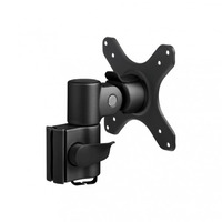 Atdec SA13B Monitor Arm - Black - VESA 75/100