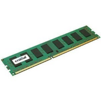 Crucial 16GB DDR3 1600 MT/s (PC3-12800) DualRank x4 ECC REG 240pin CT204872BB160B