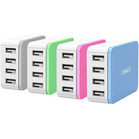 4 x USB - Port Desktop Charger - Green - ORICO 4 x USB - Port Desktop Charger - Green