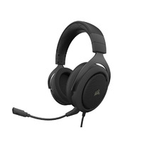 Corsair HS50 3.5MM Headset - Black
