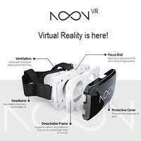 Noon Virtual Reality Mobile Headset