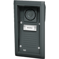 2N HELIOS IP FORCE - 1X BUTTON 10W SPEAKER  IP69 RATED