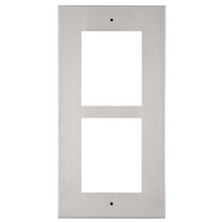 9155012 - 2N Helios IP Verso - frame for installation in the wall  2 modules