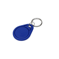 2N Telecommunications 9134174 1pc(s) Blue RFID Tag - Mifare RFID key fob 13.56MHz