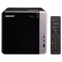 QNAP TS-453BT3-8G 4 Bay NAS - Quad Core 2.3GHz  8GB