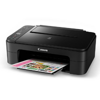 Canon TS3160 Printer - A4 Colour Inkjet  WiFi  Print/Scan