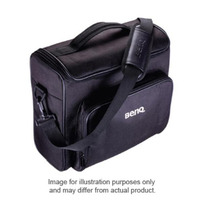 BenQ Type 1 Projector Carry Case -Soft - The BenQ soft carry case is designed with comfort and convenience in mind. Each bag has a carry strap  handle