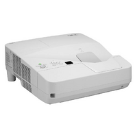 NEC UM351WG Short Throw Projector - Get great performance while saving the environment. Advanced Eco features help to substantially lower your operati
