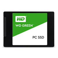 Western Digital Green 120GB 2.5' SATA3 SSD - Up to 540 MB/s