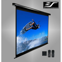 Elite Screens Electric 120V - 120' Electric Top-Down Screen