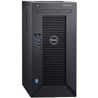 Dell PowerEdge T30 Server Intel E3-1225v5(1/1) 8GB DDR4 1TB HDD 290W PSU NO OS