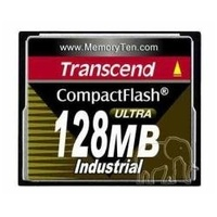 Transcend 128MB CF Card